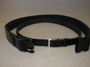 Afbeelding van Koppelriem zwart              110cm