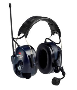 Afbeelding van 3M Peltor litecom headset 34db