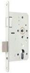 Afbeelding van Dom magneetslot, 60 mm, pc72, inclusief sluitplaat, rvs