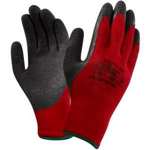 Afbeelding van Ansell handschoen k2000br rood maat 9