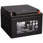 Afbeelding van Fiamm batterij long life  12v/7.2ah
