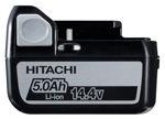 Afbeelding van Hitachi accuslagmoeraanzetter 14.4v 5.0ah