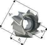 Afbeelding van Forum mantelkopfrees type-n 40x32mm