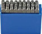 Afbeelding van Forum slagletterset letterhoogte 10mm