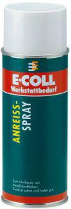 Afbeelding van E-coll markeerspray 400ml, blauw,