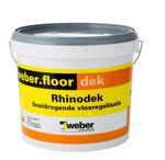 Afbeelding van Weber floor dek sneldrogend egalisatiemortel 20kg
