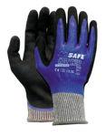 Afbeelding van M-safe handschoen full nitrile mt.10
