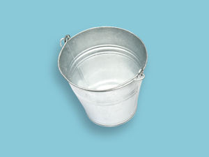 Afbeelding van Emmer zink hengsel          11 liter