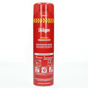 Afbeelding van Drager spray brandblusser universeel 600ml