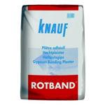 Afbeelding van Knauf gipspleister roodband, 25 kilo, laagdikte minimaal 5 mm