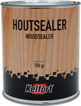 Afbeelding van Kelfort houtsealer wit         750g