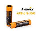 Afbeelding van Fenix 18650 batterij  3.6volt 3500 mAh