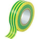 Afbeelding van Isolatieband geel-groen 19mmx20meter