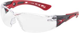 Afbeelding van Bolle veiligheidsbril transparant rush+