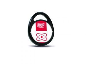 Afbeelding van Dom Standaard Tac zwart (Hitag-S)