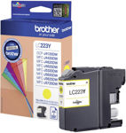 Afbeelding van Brother cartridge geel  lc223y