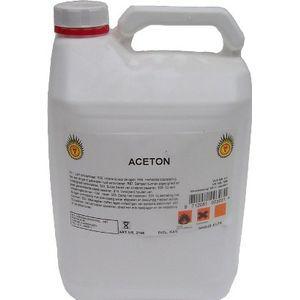 Afbeelding van Chempropack aceton, 5 liter