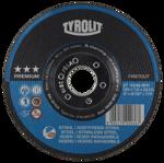 Afbeelding van Tyrolit afbraamschijf 178 x 7.0 x 22.23 mm, a30p-bfp, premium