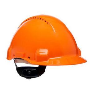 Afbeelding van 3m peltor helm g3000d oranje
