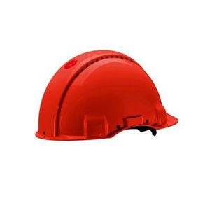Afbeelding van 3m peltor helm g3000d rood
