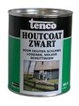 Afbeelding van Tenco houtcoat zwart 5 liter