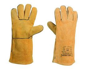 Afbeelding van Weldsafe lashandschoen    37cm 11.5