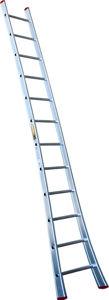 Afbeelding van Kelfort enkele ladder, 1x16, 3411, recht, aluminium