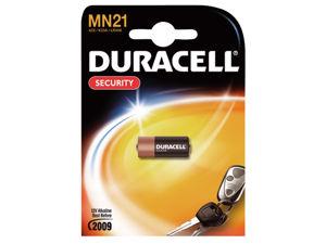 Afbeelding van Duracell batterij mn21 12v alkaline