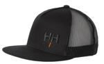 Afbeelding van Helly Hansen cap kensington flat trucker zwart