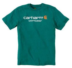 Afbeelding van Carhartt t-shirt groen