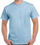 Afbeelding van Gildan t-shirt light blue 2XL