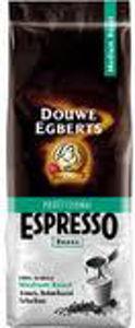 Afbeelding van DE espresso dark roast bonen(6x)1kg