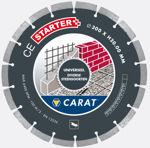 Afbeelding van Carat Diamantzaag voor universeel gebruik CE Starter 350x20