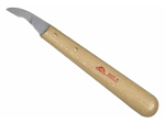 Afbeelding van Adola kerfmes houten heft 150cm