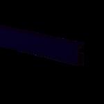 Afbeelding van Schilderij cliprail wit       300cm