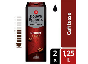 Afbeelding van DE diepvrieskoffie 1.25liter, pak a 2 stuks