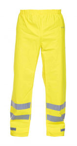 Afbeelding van Hydrowear regenbroek vale fluor geel