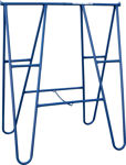 Afbeelding van Kelfort metselschraag blauw, 125 x114 cm
