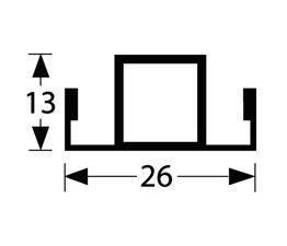 Afbeelding voor categorie Horprofielen