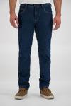 Afbeelding van 247 spijkerbroek mahogany d11 blauw