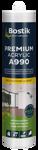Afbeelding van Bostik premium acrylaatkit a990 wit