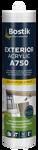 Afbeelding van Bostik exterior acrylaatkit a750 wit