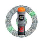 Afbeelding van Pro-paint krijtspray oranje 500ml