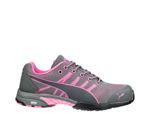 Afbeelding van Puma dames schoen celerity s1 grijs/roze 35