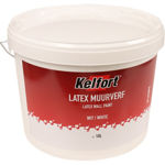 Afbeelding van Kelfort muurverf latex wit 10 liter
