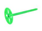 Afbeelding van Gb flex-5 plug, 180, Ø8, groen, isolatie 121-140