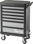 Afbeelding van Fortis gereedschapswagen grijs