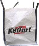Afbeelding van Kelfort big bag bulkzak, 91 x 91 x 115 cm, capaciteit 1500 kilo