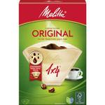 Afbeelding van Melitta koffiefilterzakjes 1x4 (80)