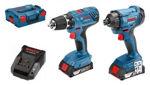 Afbeelding van Bosch accu toolkit combokit
